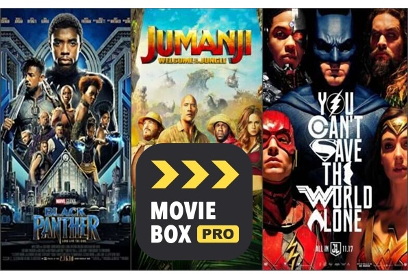MovieBox PRO APK – MovieBox PRO