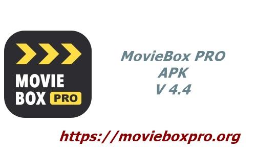 MovieBox PRO APK V4 4 – MovieBox PRO